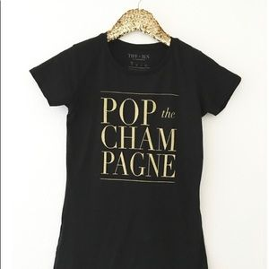 Tops - ⭐️💫Pop the Champagne Tee